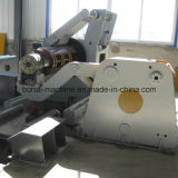 Decoiler & Hydraulic Supporter for Steel Barrel Production