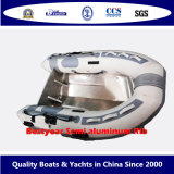 Semi Aluminum Alloy Hull Rib250AL Boat