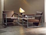 Divany Sofa Fabric Leather Seating Armchair Sofa Chair (D-78)