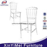 Wedding Furniture Clear Resin Royal Chair / Clear Chiavari Chair
