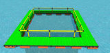 Square Fish Farming Net Cage