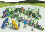 Kaiqi Children Outdoor Playground Olympic Series for Public Place (KQ60111A)