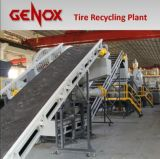 Used Truck & Car Tire Rubber Powder Recycling Machine