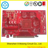 6 Layer PCB with UL/RoHS/Ts16949/ISO9001/ISO14001
