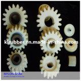 White Color Nylon Gear for Machine