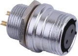 Circular Cable Power Waterproof Connector (P12-2A)