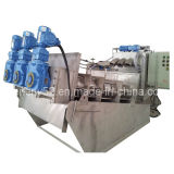 Multi-Disk Screw Press Sludge Dewatering Machine (MDS313)
