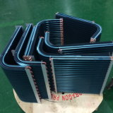 Air Cooled Copper Fin Condenser Coil for Air Conditioner
