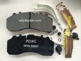 Actros Brake Pads Wva29061