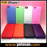 2200mAh Extended Back up Power Bank Mobile Battery Case for iPhone 5 5s