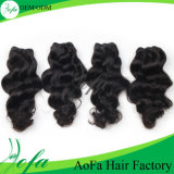 High Quality 100% Body Wave Human Brazilian Hair Weft