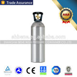 European Use Aluminum CO2 Tank