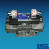 Solenoid Crontrolled Pilot Operated Directional Valves, Dshg-10 Series