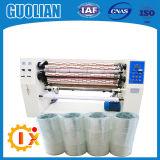 Gl-210 China Factory Mini Packing Tape Slitting Machine