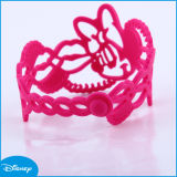 Hair Band as Rubber Band, Fashion Silicone Wristband for Rainbow Loom Bracelet