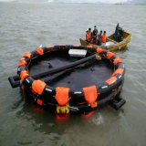 Open Reversible Rubber Inflatable Life Raft Hot Selling Solas
