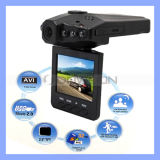 HD Car DVR Recorder Support Wide Angle, Car Camera Recorder, Car DVR (Car DVR-H198)