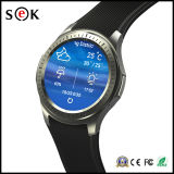 Mtk 6580 Quad Core 1.3GHz Smart Watch Dm368 OEM Smart Phone Watch with GPS WiFi