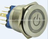 22mm Light Power Symbol Pushbutton