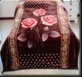 Hot Sale High Quality One Ply or Two Ply Printed Mink Blanket