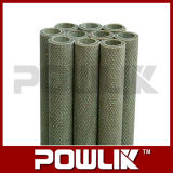 Arc Quenching Vulcanized Fiber Tube (Knurled)