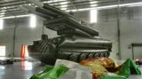 Inflatable Military Decoy Tank for Advertising