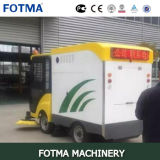 Ride on Four Wheel Batter Powered Floor Sweeping Vehicle
