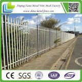 W Section Galvanized Palisade Fencing with CE Certificate