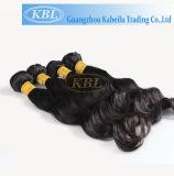 Fashion Curly Peruvian Hair Weft (KBL-pH-LW)
