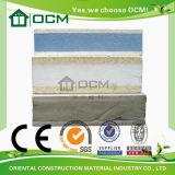 Hard Foam Insulation MGO Sandwich Wall Panel