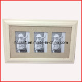 Wooden multiple Picture Frame pour Home Decoration