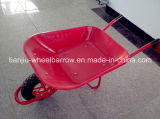 65L France Model Wb6400 Wheelbarrow Wheel Barrow