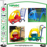 Hot Sale Supermarket Kids Shopping Trolley