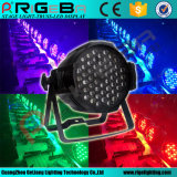 Wholesale 54X3w RGBW PAR57 Cheap LED PAR Can Stage Light