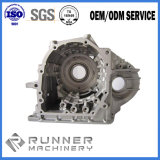 OEM Aluminum Die Casting Engine Housing Parts with CNC Machining