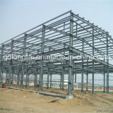 China Qingdao High Quality Light Steel Structure Factory Construction
