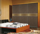 PU Series Sliding Door for Modern Design Wardrobe (PY-A1-BIH-002)