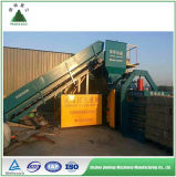 Waste Paper Baler and Used Cardboard Baling Press Machine