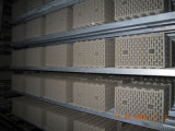 The Chamber Dryer for The Automatic Brick Production Line
