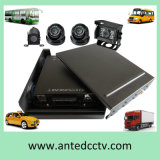 4CH HDD Mobile Video Recorder for Vehicle Car Bus Truck