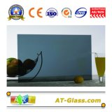 4mm, 5mm, 6mm, 8mm, 10mm Dark Grey Tinted Float Glass Used for Windows, Curtain Walls, etc