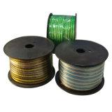Transparent Car Speaker Cable/PVC Cable/Electric Wire/Copper Cable