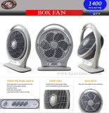 Axial Box Fan with High Quality Fan 14inch