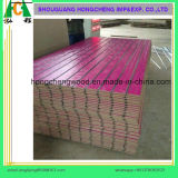 High Gloss UV Slatwall MDF Board for Shop Display