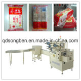 Biscuit on Edge Packing Machine With Feeders