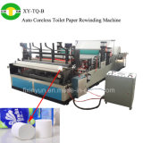 Fully Automatic Tubeless Small Toilet Paper Roll Rewinding Machine