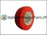 6*2 PU Foam Wheel From China Supplier