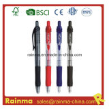 Click Gel Pen for Stationery Supply