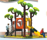 2015 Hot Selling Outdoor Playground Slide with GS and TUV Certificate QQ14019-2