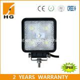15W Square 4.3inch 12V DC Heavy Duty LED Work Lighting